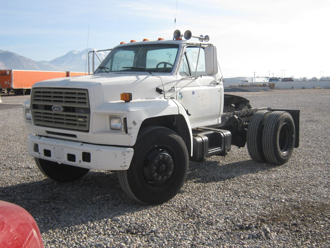Vehicle - Vehicle - Truck - Ford - F-Series Heavy Duty