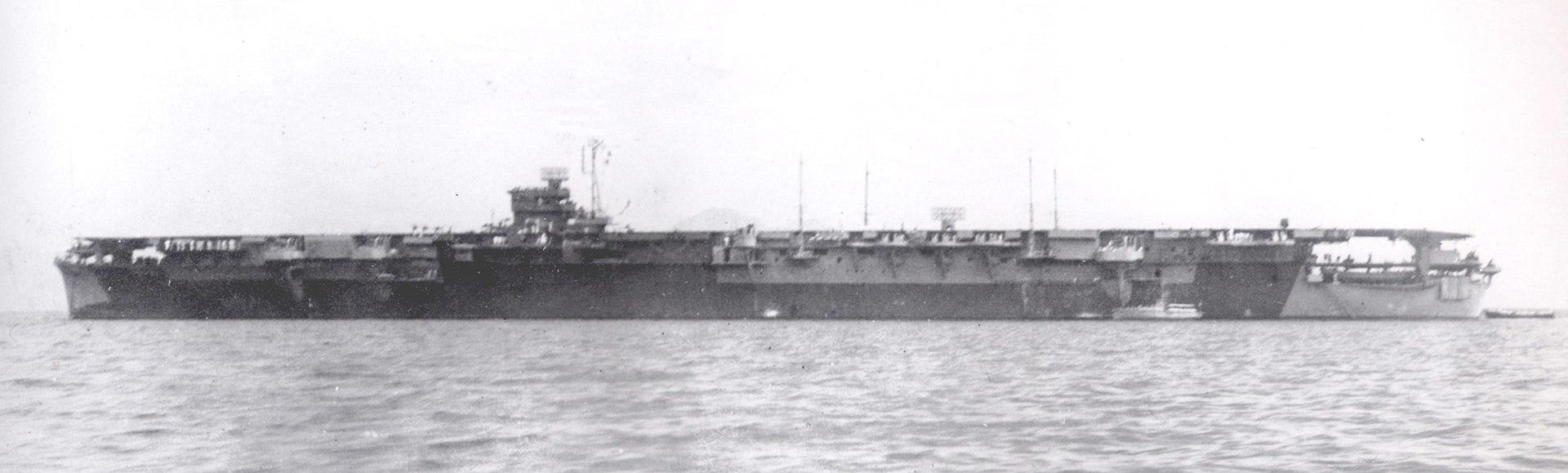 Warship - Amagi - Carrier