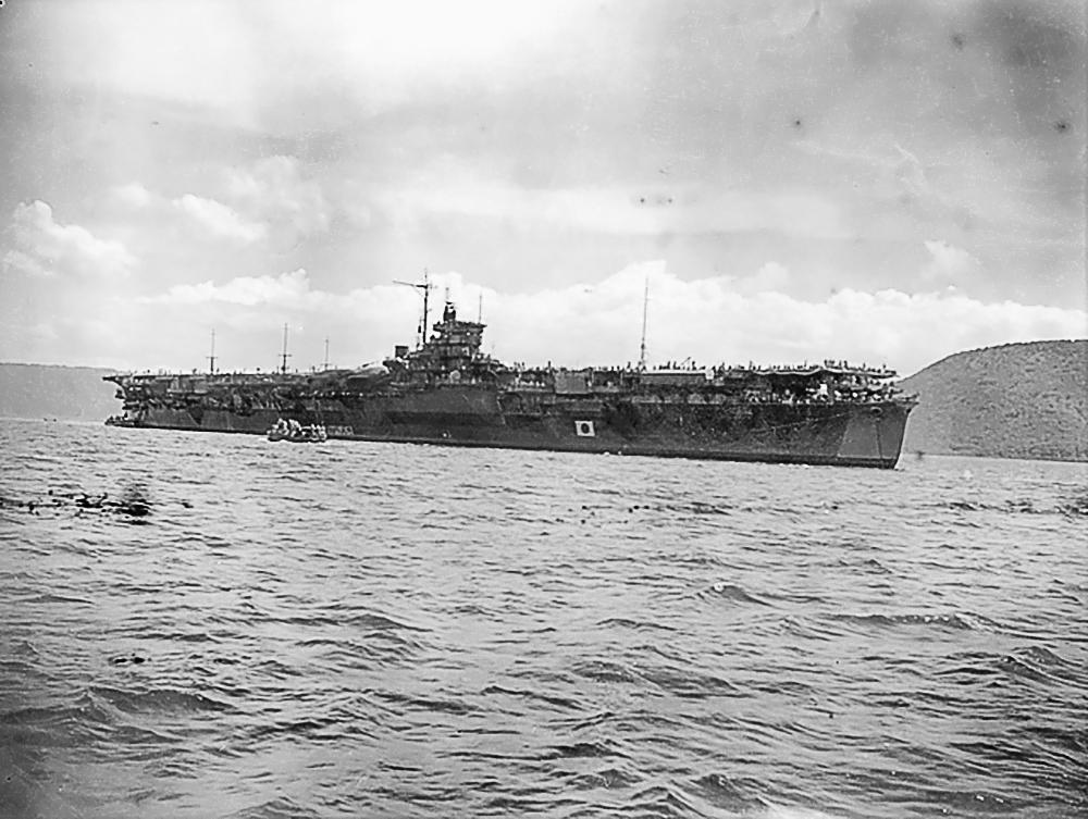 Warship - Katsuragi - Carrier