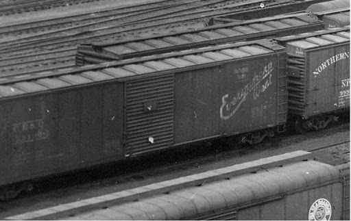 Vehicle - Rail - Rolling Stock (Freight) - Boxcar - 50 Foot AAR