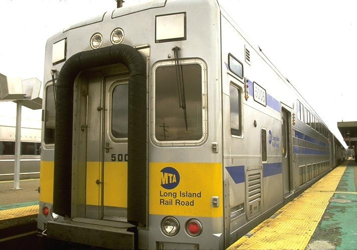 Vehicle - Rail - Passenger Train - C-3 - Bi Level