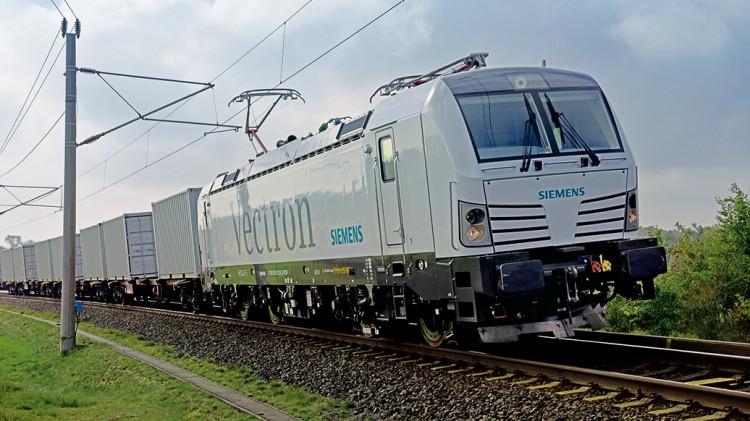 Vehicle - Rail - Locomotive - Electric - Siemens Vectron