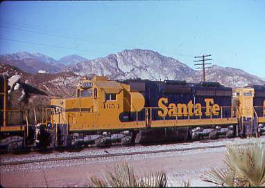 Vehicle - Rail - Locomotive - Diesel - EMD SD26