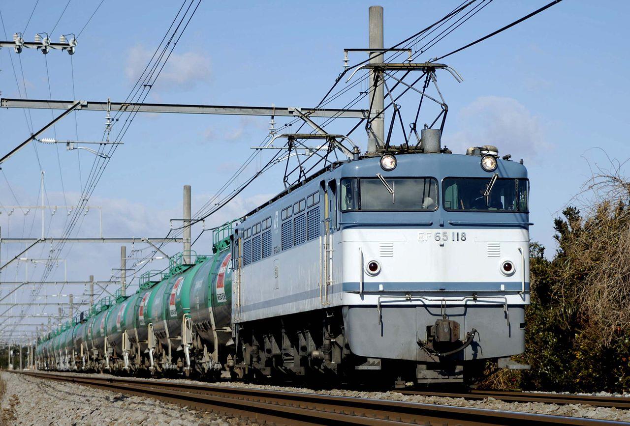 Vehicle - Rail - Passenger Train - Electric - Class EF765