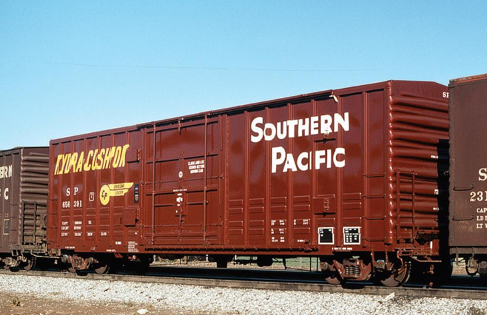 Vehicle - Rail - Rolling Stock (Freight) - Boxcar - 50 Foot