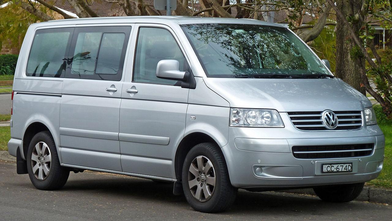 Vehicle - Vehicle - Automobile - Volkswagen - T5 Transporter