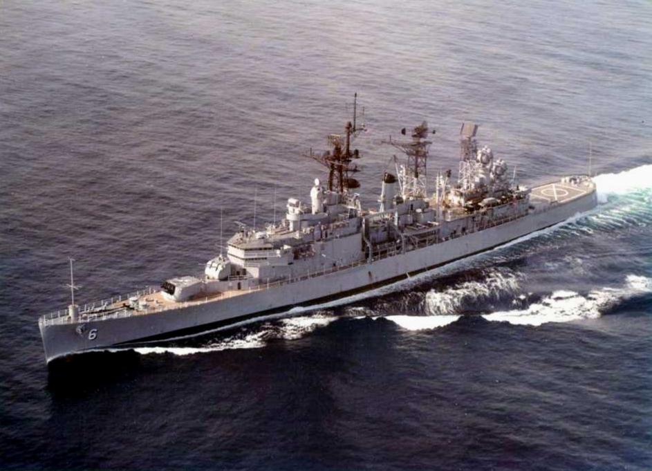 Warship - USS Providence (CL-82) - Cruiser - Light Cruiser