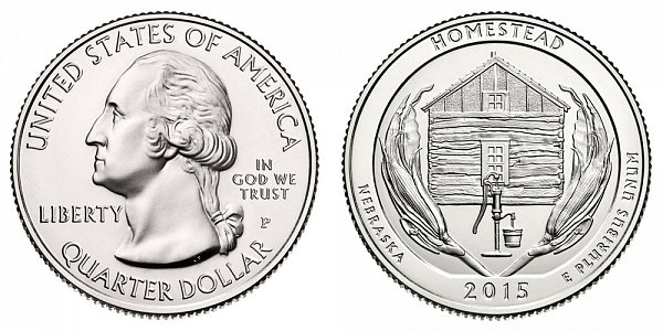 2015 - Washington Quarter - Philadelphia