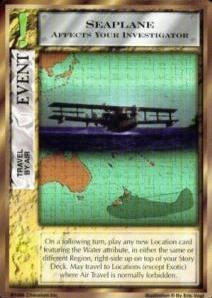 Mythos CCG - Seaplane