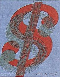 Warhol - 1982 - $ (1), II.275