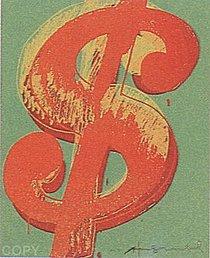 Warhol - 1982 - $ (1), II.279