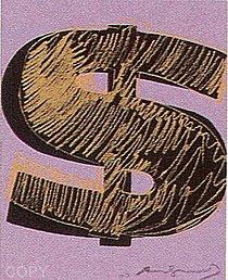 Warhol - 1982 - $ (1), II.276