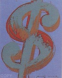 Warhol - 1982 - $ (1), II.277
