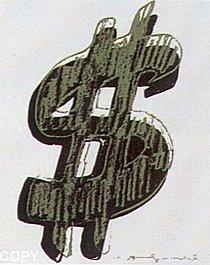 Warhol - 1982 - $ (1), II.278