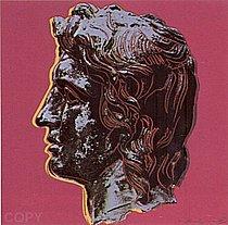 Warhol - 1982 - Alexander the Great, II.291