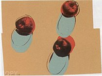 Warhol - 1979 - Apples, II.200