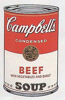 Warhol - 1968 - Beef, II.49