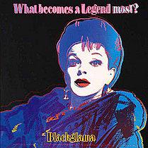 Warhol - 1985 - Blackglama (Judy Garland), II.351