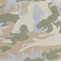 Warhol - 1987 - Camouflage, II.407