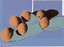 Warhol - 1979 - Cantaloupes I, II.201