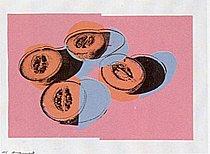 Warhol - 1979 - Cantaloupes II, II.198