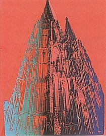 Warhol - 1985 - Cologne Cathedral, II.361