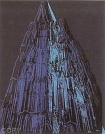 Warhol - 1985 - Cologne Cathedral, II.362