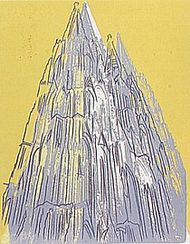 Warhol - 1985 - Cologne Cathedral, II.363