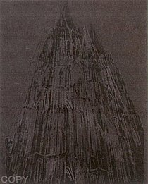 Warhol - 1985 - Cologne Cathedral, II.364