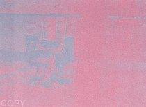 Warhol - 1971 - Electric Chair, II.75