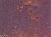 Warhol - 1971 - Electric Chair, II.76