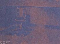 Warhol - 1971 - Electric Chair, II.79