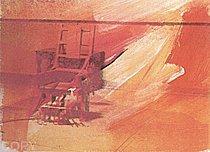 Warhol - 1971 - Electric Chair, II.81