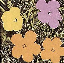 Warhol - 1970 - Flowers, II.67