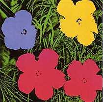 Warhol - 1970 - Flowers, II.73