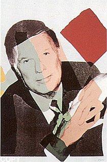 Warhol - 1975 - Frederick Weisman, II.123