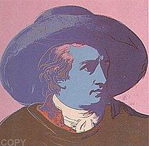 Warhol - 1982 - Goethe, II.270