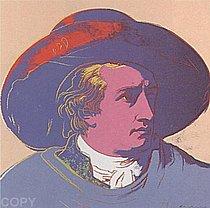 Warhol - 1982 - Goethe, II.273