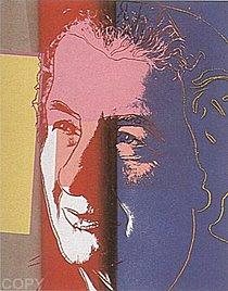 Warhol - 1980 - Golda Meir, II.233
