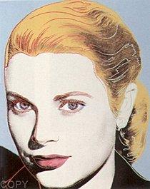 Warhol - 1984 - Grace Kelly, II.305