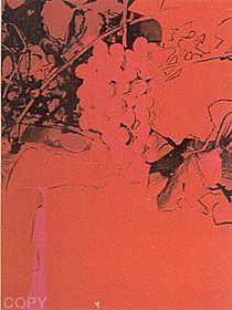 Warhol - 1979 - Grapes (Special Edition), II.190A