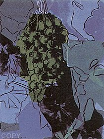 Warhol - 1979 - Grapes (Special Edition), II.191A