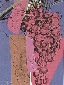 Warhol - 1979 - Grapes, II.192