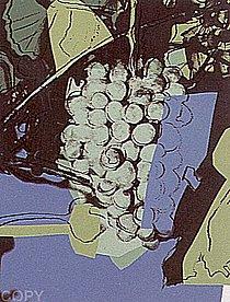 Warhol - 1979 - Grapes, II.193