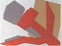 Warhol - 1977 - Hammer and Sickle (Special Edition), II.167