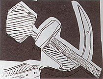 Warhol - 1977 - Hammer and Sickle (Special Edition), II.170