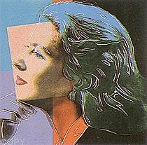 Warhol - 1983 - Ingrid Bergman, as Herself, II.313