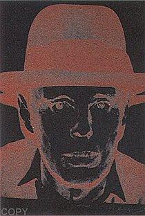 Warhol - 1980 - Joseph Beuys, II.247