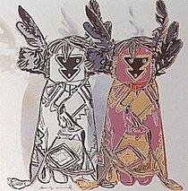 Warhol - 1986 - Kachina Dolls, II.381