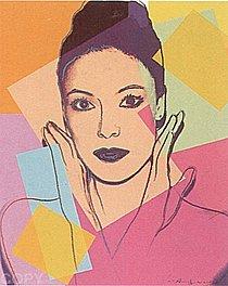 Warhol - 1980 - Karen Kain, II.236